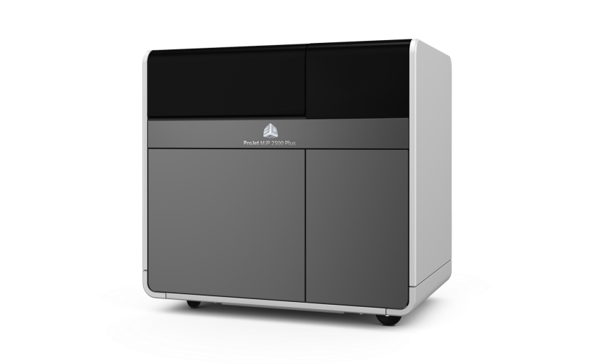 3D Systems Brings Professional 3D Printing Capabilities to the Office with the ProJet MJP 2500 Series