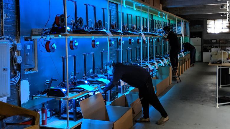 Can 3D printing plug the coronavirus equipmentgap?